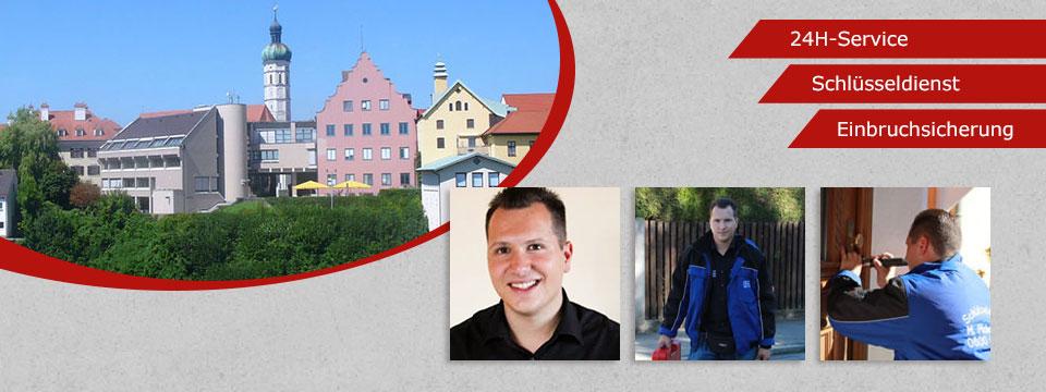 Schlüsseldienst Hilgertshausen-Tandern