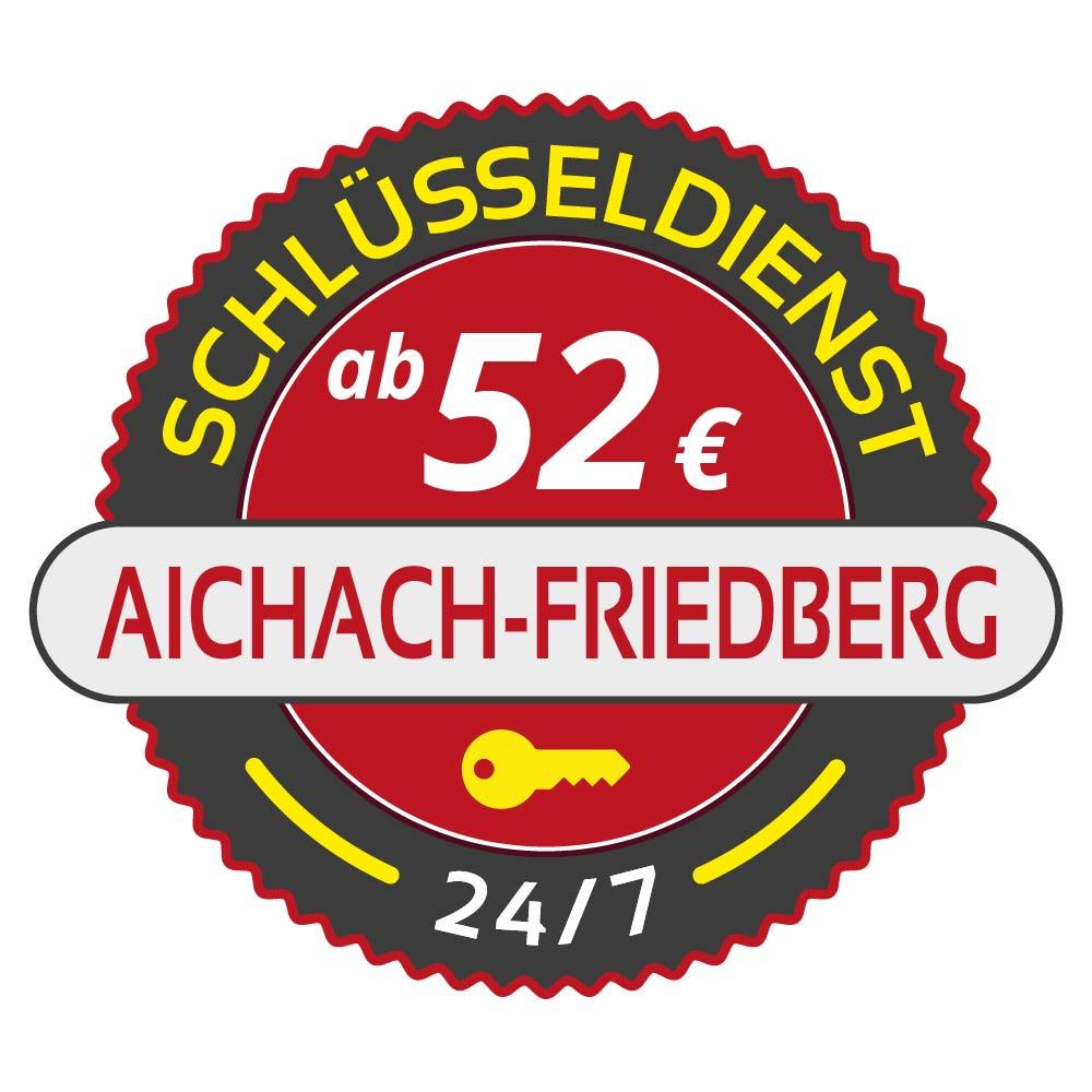 Schluesseldienst Amper-aufsperrdienst aichach-friedberg mit Festpreis ab 52,- EUR