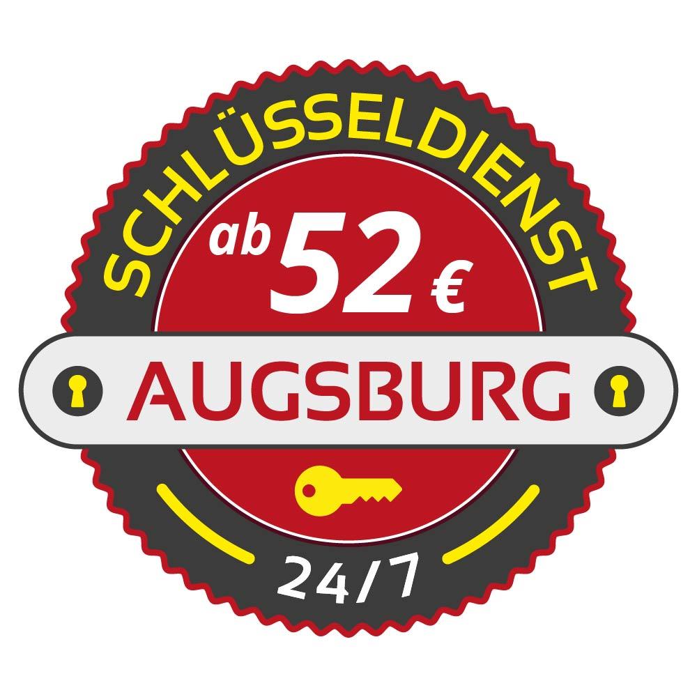 Schluesseldienst Amper-aufsperrdienst augsburg mit Festpreis ab 52,- EUR